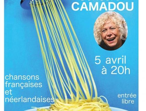 5-04-2019 Camadou en Ed Idema in concert in Amsterdam